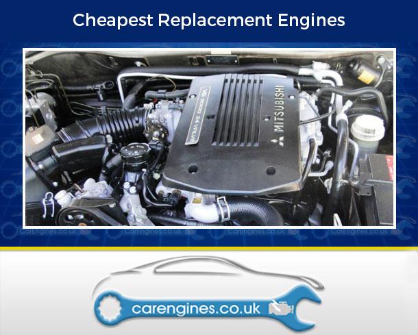 Engine For Mitsubishi Shogun-Sport-Diesel