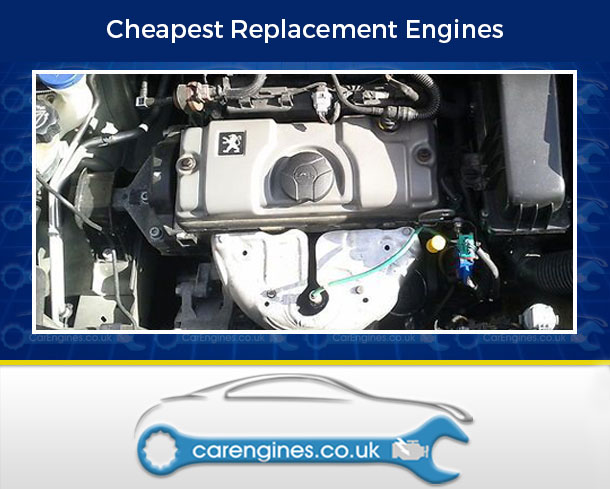 Engine For Peugeot 1007-Diesel