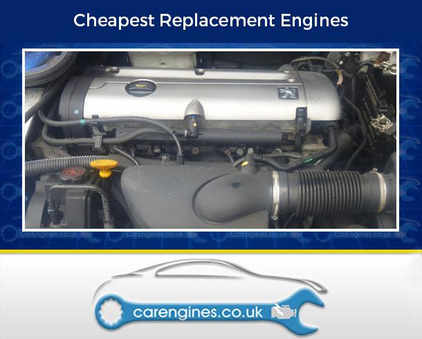 Engine For Peugeot 1007-Petrol