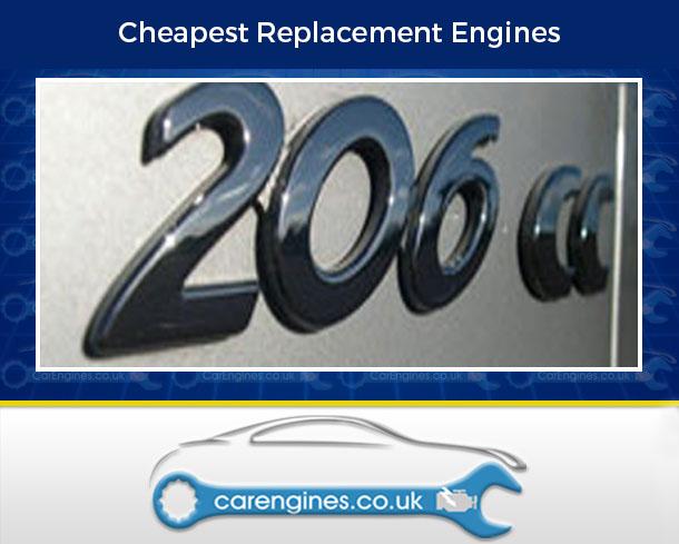 Peugeot 206-CC-Petrol
