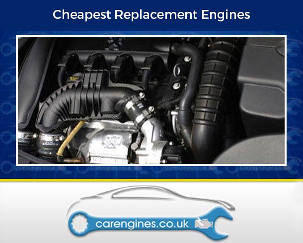 Engine For Peugeot 207-CC-Petrol