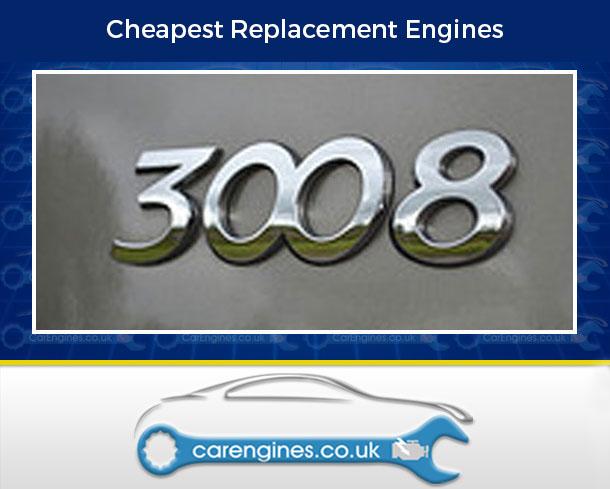 Peugeot 3008-Petrol
