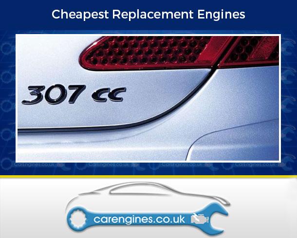 Peugeot 307-CC-Petrol