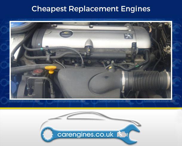 Engine For Peugeot 307-CC-Petrol