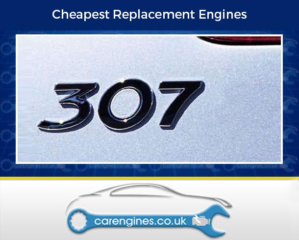 Peugeot 307-Petrol