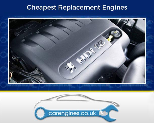 Engine For Peugeot 307-Petrol