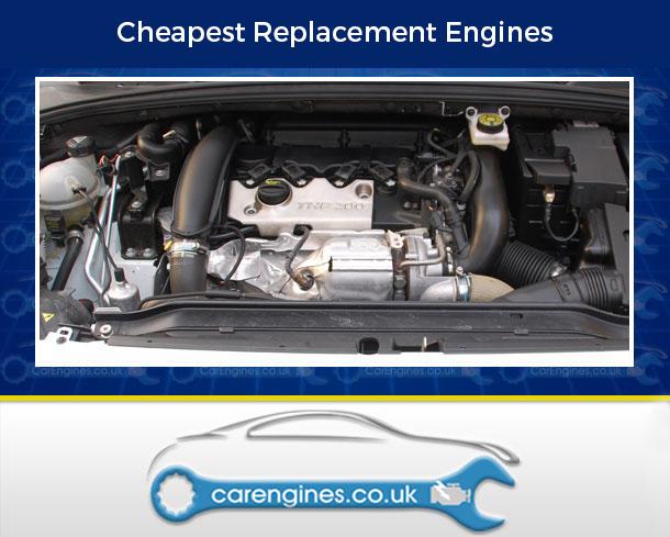 Engine For Peugeot 308-CC-Diesel