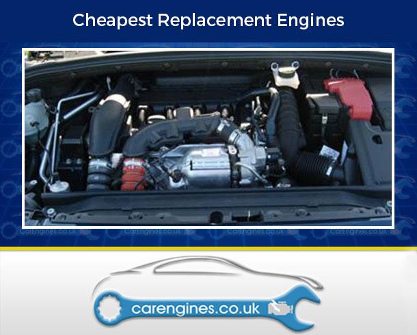 Engine For Peugeot 308-CC-Petrol