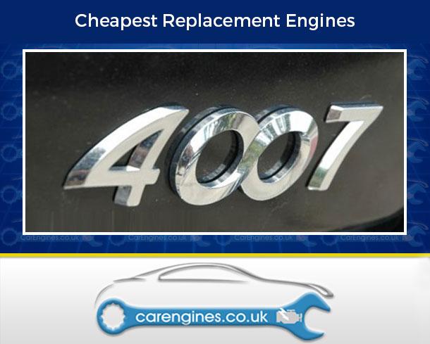 Peugeot 4007-Petrol