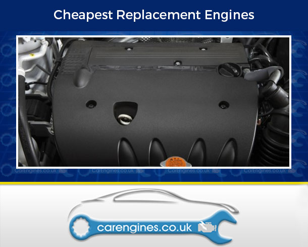Engine For Peugeot 4007-Petrol