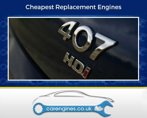 Peugeot 407-Diesel