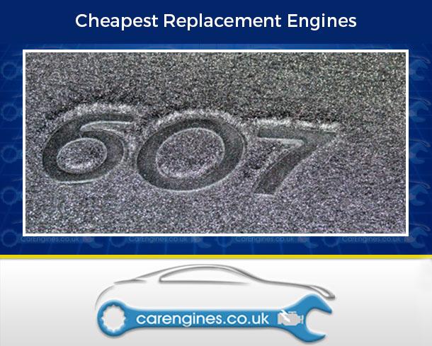 Peugeot 607-Diesel