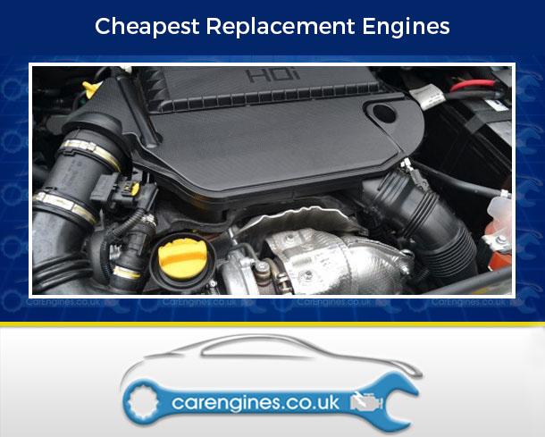 Engine For Peugeot Bipper-Diesel-Van