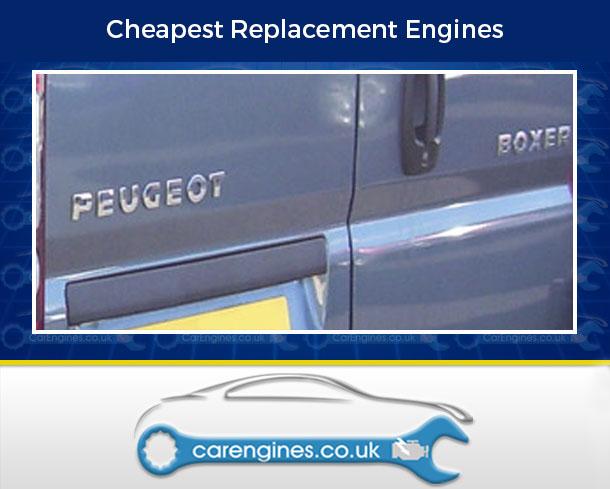 Peugeot Boxer-Diesel-Van