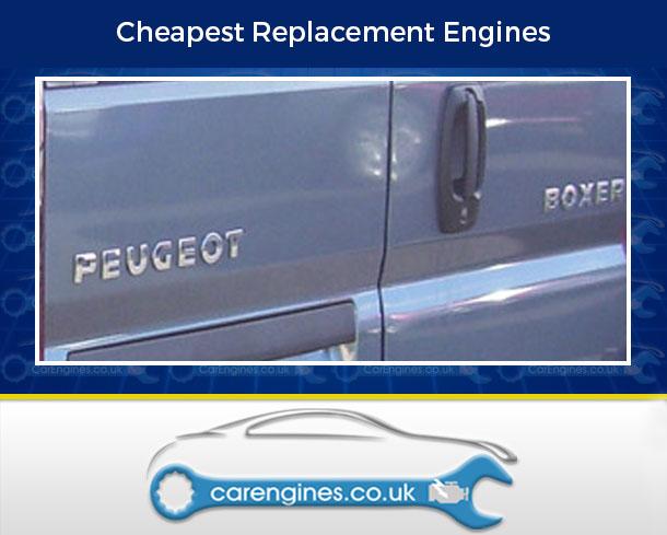Peugeot Boxer-Petrol