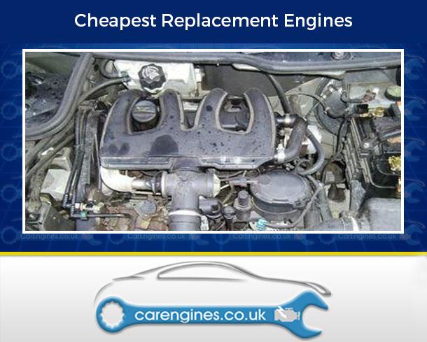 Engine For Peugeot Boxer-Petrol