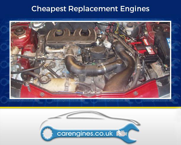 Engine For Peugeot Partner-Petrol
