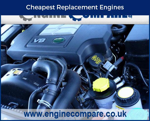 Engine For Range Rover Sport-Diesel