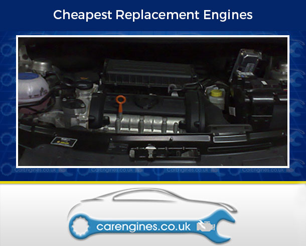 Engine For Skoda Roomster-Petrol