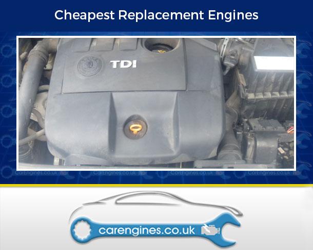 Engine For Skoda Yeti-Diesel