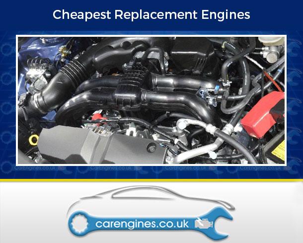 Engine For Subaru Forrester