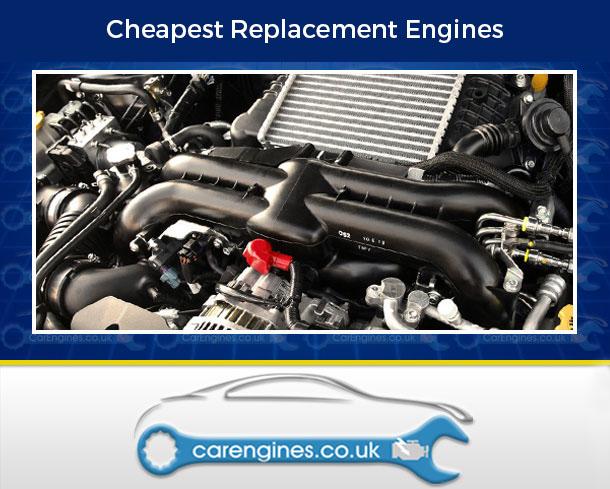 Engine For Subaru Impreza-WRX