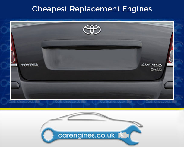 Toyota Avensis-Diesel