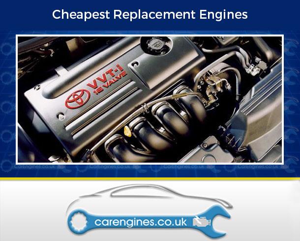 Engine For Toyota Celica
