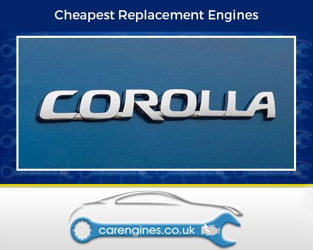 Toyota Corolla-Petrol