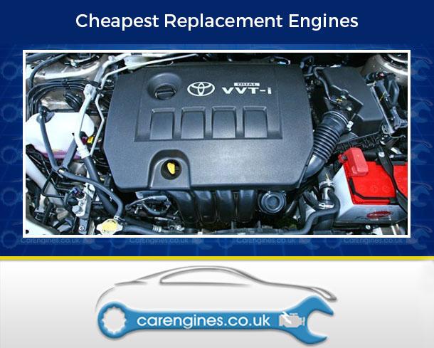Engine For Toyota Corolla-Petrol