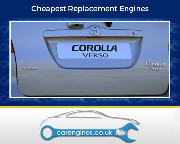 Toyota Corolla-Verso-Diesel