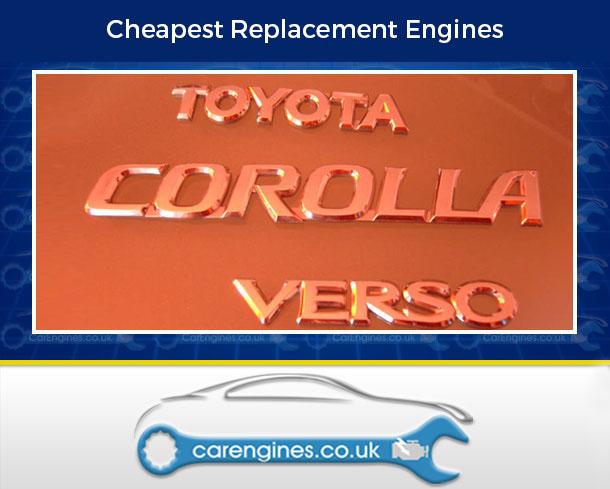Toyota Corolla-Verso-Petrol