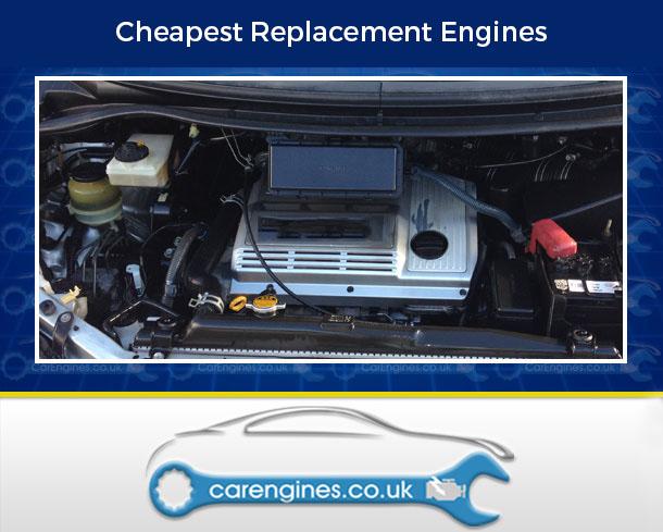 Engine For Toyota Estima-Diesel