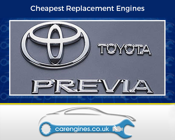 Toyota Previa-Diesel