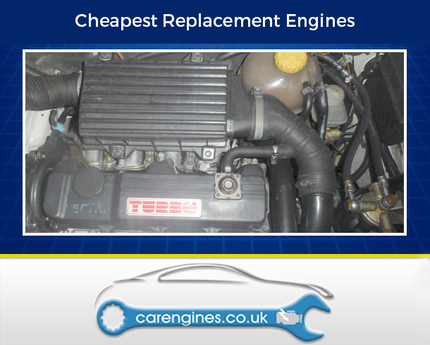 Engine For Vauxhall Combo-Diesel