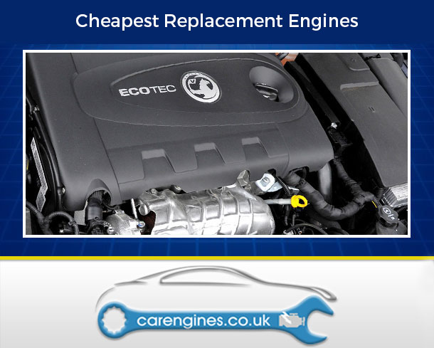 Engine For Vauxhall Insignia-Diesel
