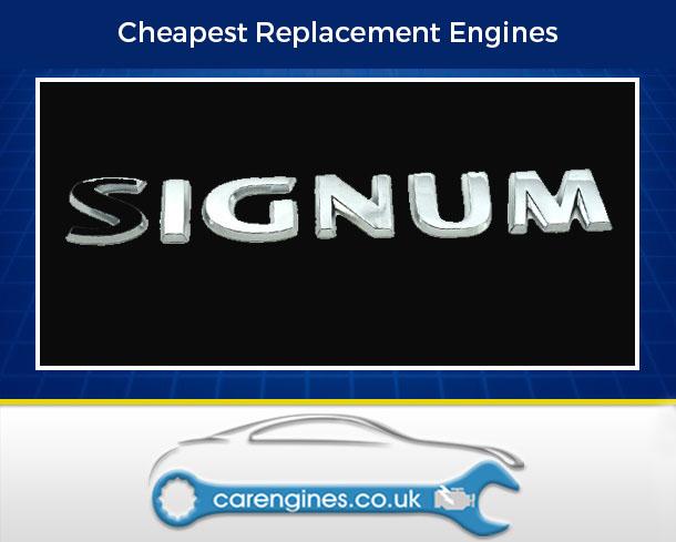 Vauxhall Signum-Petrol